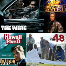 5 Best Cop Shows Of All Time
