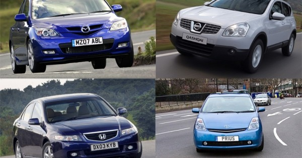 A UK guide to the most reliable family cars