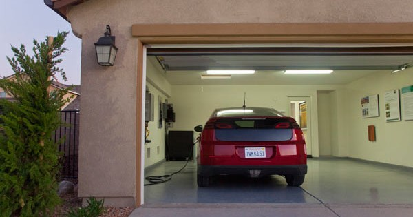 Can putting your car in your garage help you save money on car insurance?