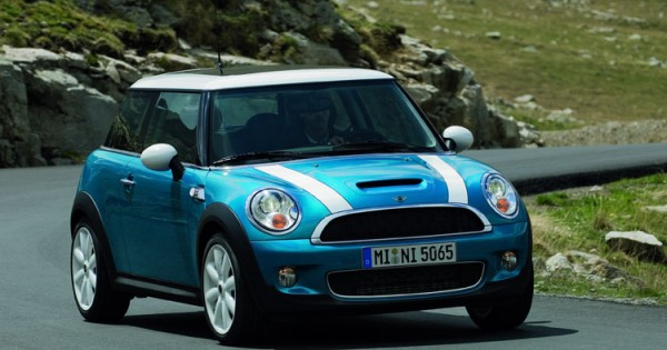 The Coy Mini-Cooper: For a Small Car, It Sure Has a Big Personality!