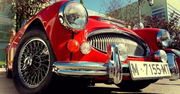 How To Look After Your Prized Classic Car