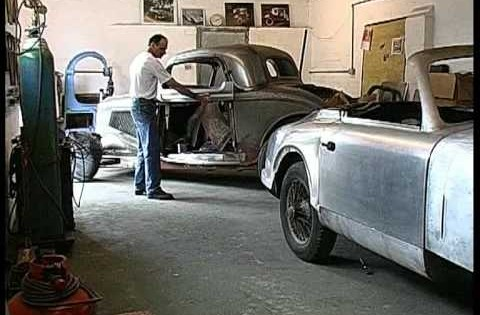 Top Gun Tips for Repairing Classic Cars
