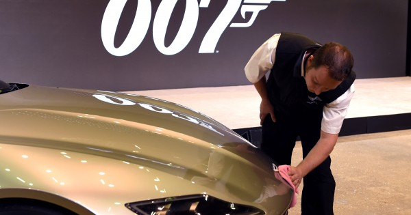 Our five favourite Bond cars