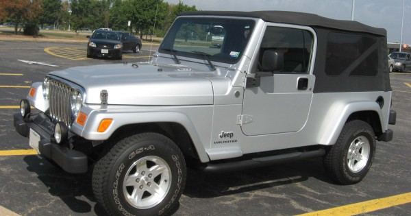 These 10 Reasons Will Convince You To Buy A Jeep Wrangler Unlimited!