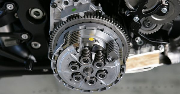 Sneak Peek Into Slipper Clutch